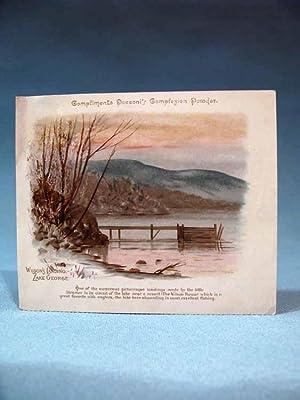 Victorian Trade Card, ca. 1890-1900: Pozzoni's Complexion