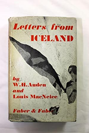 Letters from Iceland: Auden, W. H.,