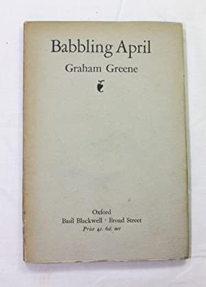 April 1969 - First Edition - AbeBooks