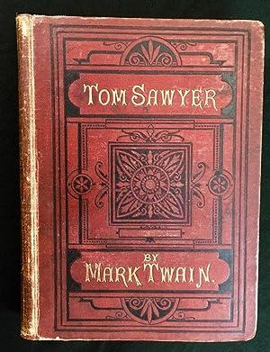 The Adventures of Tom Sawyer 1st UK: Clemens, Samuel Langhorne,