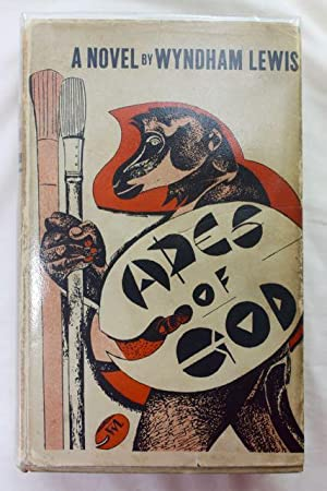 The Apes of God 1st/3rd SIGNED