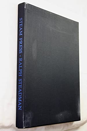 Steam Press Portfolio 2 49/50: Steadman Ralph; Lyman
