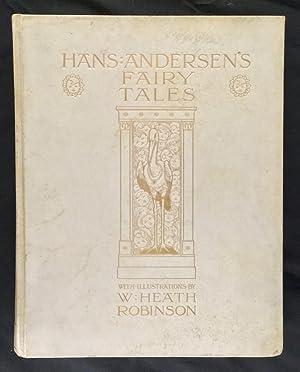 Hans Andersen's Fairy Tales 1/100 Signed Heath: Andersen, Hans Christian,