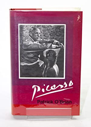 Picasso: A biography SIGNED UK 1/1
