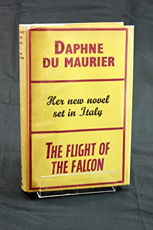 The Flight of the Falcon SIGNED 1st: Du Maurier Daphne