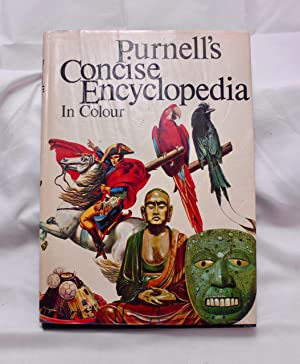 Collection of 27 original artworks for Purnell's Concise Encyclopedia of World History by Lionel ...