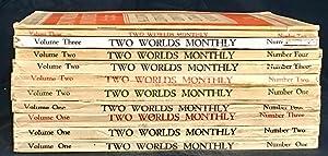 Joyce Ulysses 1st USA print Two Worlds: Joyce, James