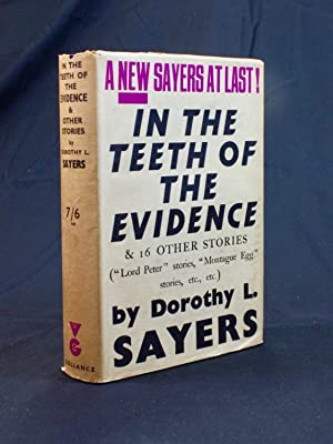in The Teeth of The Evidence Lord Peter Wimsey Book 14 9781473621428