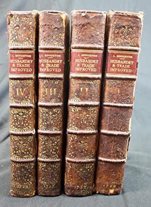 Husbandry and Trade Improved 2nd ed 4 vols