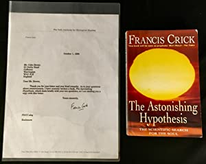 The Astonishing Hypothesis SIGNED & TLS