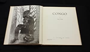 Congo Signed Limited Edition