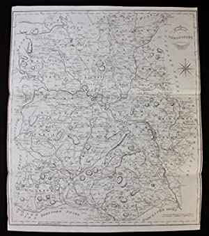 John Cary map Shropshire 1789 from Camden's Britannia