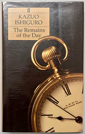 The Remains of the Day Signed 1st: Ishiguro Kazuo