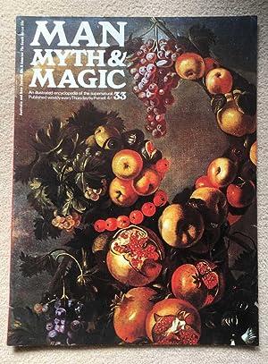 Man Myth and Magic 33: Cavendish, Richard