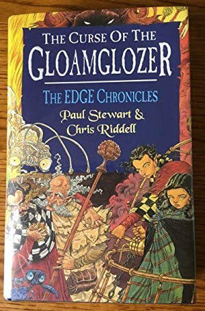The Curse of the Gloamglozer: Stewart & Riddell,