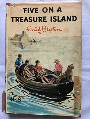 Five on a Treasure Island: Blyton, Enid