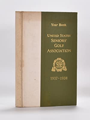 United States Seniors Golf Association Year Book: United States Senior's