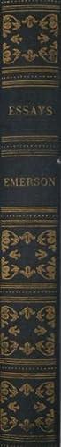 Essays of Ralph Waldo Emerson: Emerson, Ralph Waldo