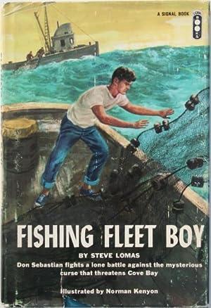 Fishing Fleet Boy: Lomas, Steve