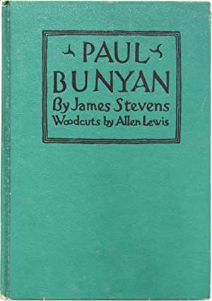 Paul Bunyan: Stevens, James