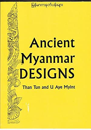 Ancient Myanmar Designs