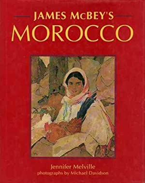 James McBey's Morocco