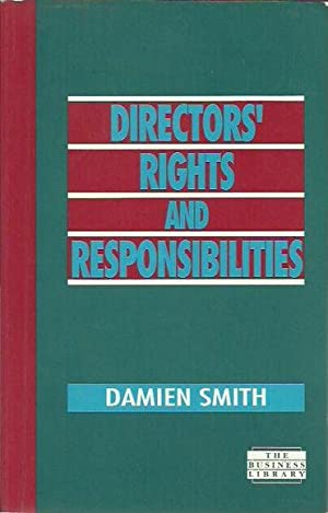Directors' Rights and Responsibilities