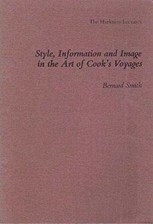 Style, Information and Image in the Art of Cook's Voyages