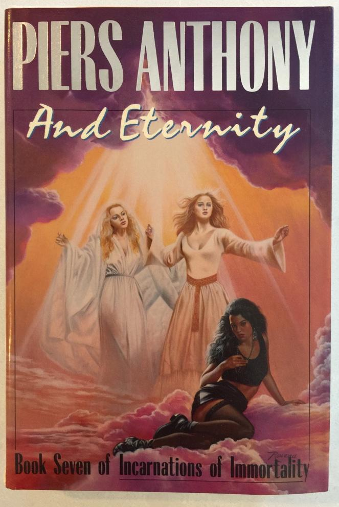 And Eternity by Piers Anthony:...