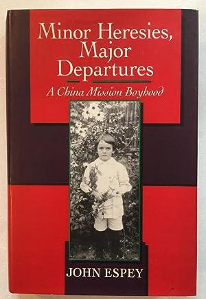 Minor Heresies, Major Departures: John Espey