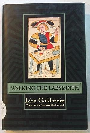 Walking The Labrynth: Lisa Goldstein