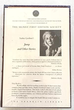 Jump and Other Stories: Nadine Gordimer