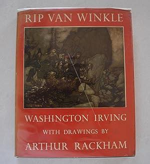 Rip Van Winkle with Drawings By Arthur: Irving, Washington