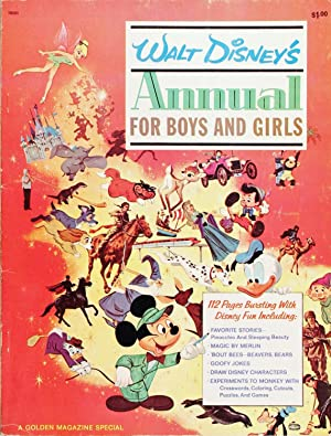 Walt Disney's Annual for Boys and Girls (Number 1)