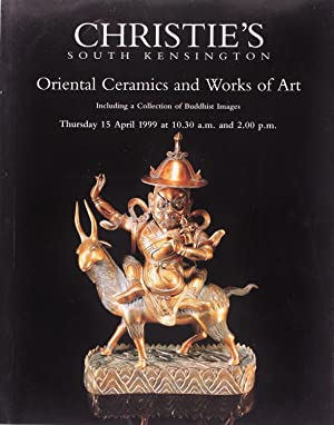 Christie's Oriental Ceramics and Works of Art (15 April 1999)