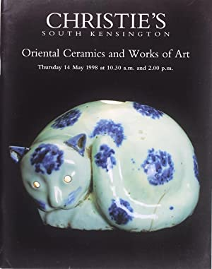 Christie's Oriental Ceramics and Works of Art (14 May 1998)