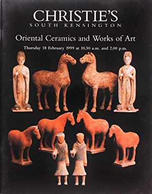 Christie's Oriental Ceramics and Works of Art (18 February 1999)