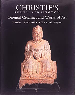 Christie's Oriental Ceramics and Works of Art (5 March 1998)