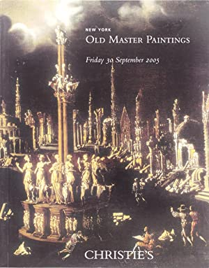 Old Master Paintings (September 2005)