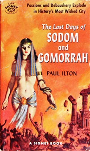 The Last Days of Sodom and Gomorrah: Paul Ilton