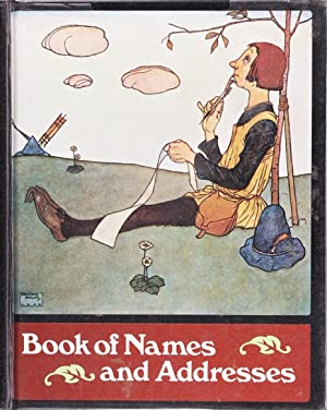 Book of Names and Addresses: Edmund Dulac