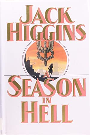 A Season In Hell Large Print