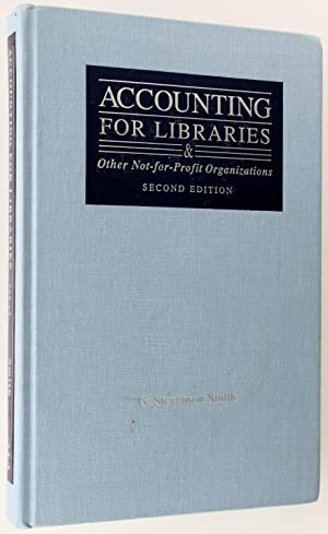 Accounting for Libraries and Other Not-For-Profit Organizatons