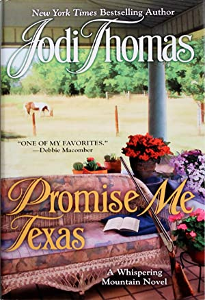 Promise Me Texas (Large Print)