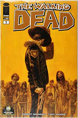 The Walking Dead #1 2013 Wizard World Philadelphia Exclusive Variant Edition