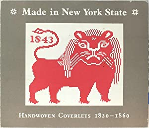 Made in New York State: Handwoven Coverlets 1820-1860
