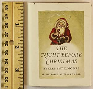 The Night Before Christmas: Clement C. Moore,