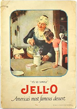 JELL-O America's Most Famous Dessert