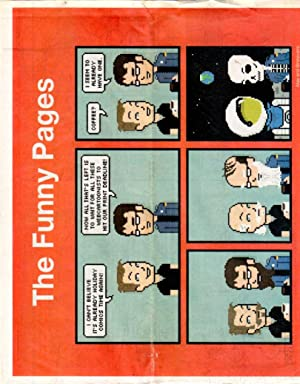 The Funny Pages: December 2014