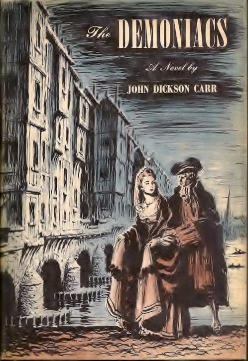 The Demoniacs CARR, JOHN DICKSON